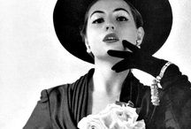 1950's Fashion / Vintage fashion from the 1950's / by Linda De Clario