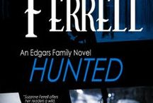 Story Board for HUNTED / by Suzanne Ferrell, romantic suspense author