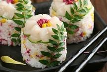 Creative Ways To Make Sushi. / Creative Ways To Make Sushi. / by Charla Barron
