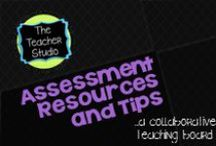 Assessment resources and tips! / This board is a place to post products, blog posts, and tips that help with classroom assessment practices!  Please be thoughtful about posts...stick to true assessment resources, and be mindful about flooding!  We need to maintain a 3:1 ratio of ideas to products.  Please be mindful of the images you pin...photos are far more eye catching than covers or reproducible pages. Let's build a great board...stay on topic, remember the pinning rules, and have fun! / by Fourth Grade Studio www.fourthgradestudio.blogspot.com