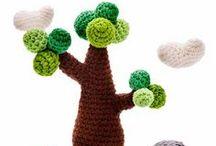 Crochet / Arts e Crafts em crochet / by Andrea Guim