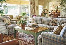 Interior Inspirations / by Becky Schultea