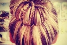 Hair Style / by Luiza Fellows