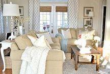 Living Room / by Ally Davis