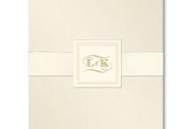 ALL NEW Weddings: Fabulous Folders / by William Arthur Fine Stationery