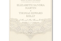 ALL NEW Weddings: Romantic Lace / by William Arthur Fine Stationery
