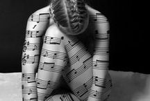 Music / Music Is what feelings sound like. / by Cindy Silvey