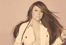 Music - Mariah Carey / by Joseph Delmonaco