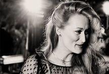 Favorite Actress - Meryl Streep / by Joseph Delmonaco