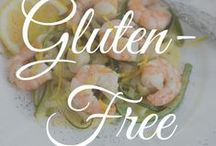 Gluten Free Goodness / My husband has Celiac Disease - this is my collection of recipes to try for our family. / by Mrs. Jenna MarieBee