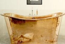 bathroom spaces / by Abeo Design