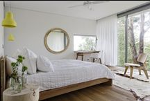 bedroom spaces / by Abeo Design