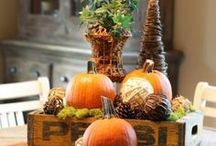 Fall and Halloween / by CasaBella Interiors