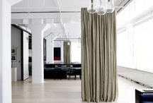 curtains / by Abeo Design