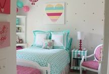 Girl's Room / by CasaBella Interiors