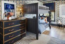 Boy's Room / by CasaBella Interiors