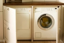 laundry spaces / by Abeo Design