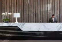 hotel spaces / by Abeo Design