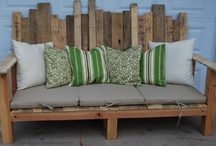 Pallets...who knew??? / by Debbie Wherry
