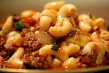 Pasta On My Plate / by Debbie Wherry