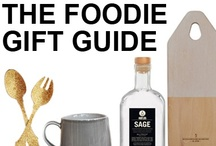 GIFT GUIDE: THE ULTIMATE FOODIE  / A gift guide for the ultimate foodie including cookbooks, utensils, and kitchenware  / by Beso.com