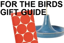 GIFT GUIDE: THE BIRD LOVER / by Beso.com