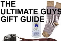 GIFT GUIDE: GUYS / by Beso.com