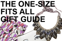 GIFT GUIDE: ONE-SIZE FITS ALL / by Beso.com