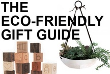GIFT GUIDE: ECO-FRIENDLY  / by Beso.com