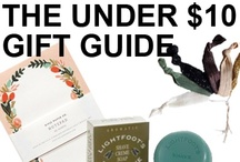 GIFT GUIDE: UNDER $10 / by Beso.com