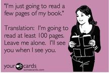 Books!! / by Jen Boulay