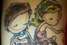 Tattoos / by Hanaki Hickenbottom
