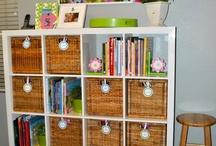 Kiddos playroom / by barre3  North Scottsdale