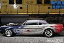 American Muscle Cars / by Marcus Copeland