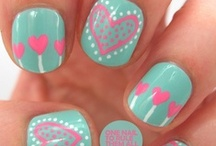 for my nails / by Stephanie Douangmala