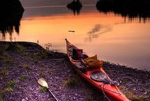 Camping/Hiking/Kayaking / by Marcus Copeland