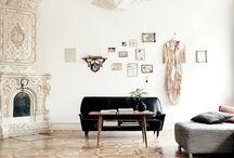 Home Inspirations / by Maria Fernanda Ortega Gámez