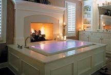 Beautiful Bathrooms / by Nicole Page Hooper