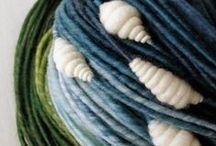 Yarns & Fibers I droooooool for.... / by Designs By Mamta