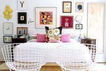 home spaces / by Shalon Estrada