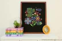 Cross Stitch / by Kate Ray