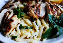 I Can't Get Enough Pasta / by Brittni Austin