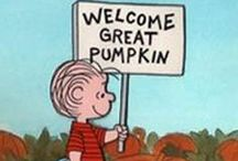 """Autumn Fun--Boo! Thank You! """"Smashing Pumpkins"""" / I ❤ Fall, decorating pumpkins, and cooking with pumpkin! So this board is dedicated to the... PUMPKIN! / by Rebecca"""