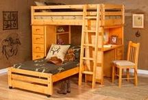 Children's Rooms: Made In Usa / Decorate kids' bedrooms and play spaces with American made items. / by USA Love List