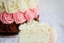 Cakes / by Missy Marie