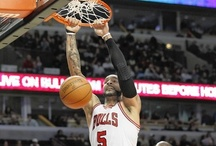 Chicago Bulls / If you like the Chicago Bulls, have we got a treat for you. This is just the beginning. Click on the link for much more. / by Chicago Tribune