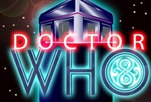 Doctor Who for my Lilly / by Ms. Witty