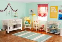 Nursery & Kids Room Ideas / by Becca McConnell