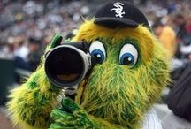 Chicago White Sox / White Sox! White Sox! Go, go, White Sox! Let's go, Go, go, White Sox, We're with you all the way! / by Chicago Tribune