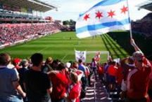 Chicago Fire / Chicago's Major League Soccer team! / by Chicago Tribune